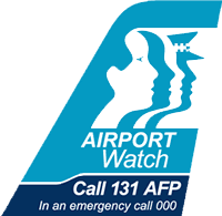 Airport Watch logo